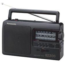 Reproductores de música portátiles y radios Panasonic