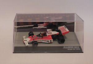 1/43  Altaya  McLaren M23  # 5  Emerson Fittipaldi  1974 World Champion