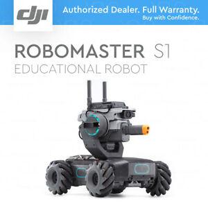 DJI RoboMaster S1  Educational Robot STEM Toy. Scratch 3.0 and Python Coding