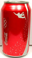 FULL Can Coke Coca-Cola 2010 Vancouver Canada Winter Olympics USA Snowboarding