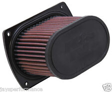 K&N High Flow Air Filter HY-6507 To Fit Hyosung GT650S Sport (06-08)