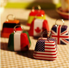 1PC Country Flag Vintage storage boxes Tins container Mini size buy 5 get 1 free