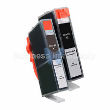 2 COMBO 564 564XL New Ink Cartridge for HP PhotoSmart 7510 7520 7525 C6350 B8550