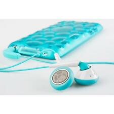 iSkin earTones In-Ear Headphones For iPod Touch, iPhone & iPad - Blue/White