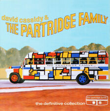 DAVID CASSIDY THE PARTRIDGE FAMILY CD ALBUM 2000 COMPILATION ROCK POP EXCELLENT