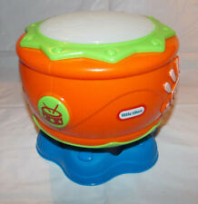 Little Tikes Musical Spin n Hit Drum With Lights and Sounds