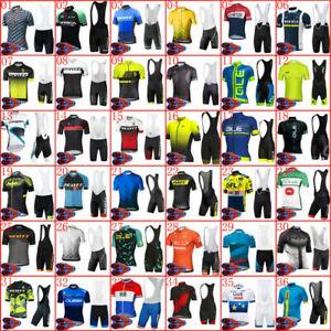MTB Sports Cycling Jersey Bicycle Bibs Shorts Kits Shirt Outftis Clothing Shirts