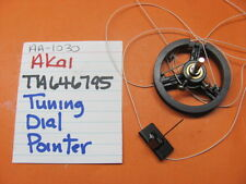 AKAI TA6466795 DIAL POINTER STRING PULLEY AA-1030 STEREO RECEIVER