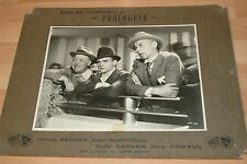 JAMES CAGNEY FRANK MCHUGH FOOTLIGHT PARADE 1933  VINTAGE LOBBY CARD #1