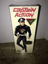 MOEBIUS Captain Action Kit No. 645/1000 40th Anniversary Model Kit All Plastic
