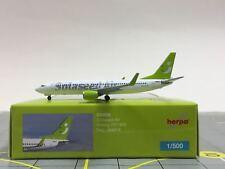 RARE & EXCLUSIVE Herpa Wings 1:500 530989 Solaseed Air Boeing 737-800 JA801X