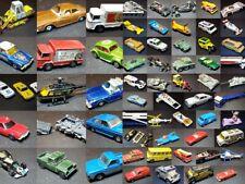 CORGI TOYS 1973-1983 Your Choice of 73 Different Juniors Original Vintage Cars