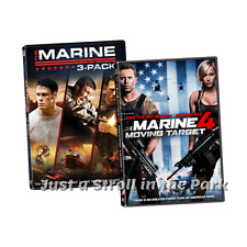 The Marine: Complete John Cena Action Movie Series 1 2 3 4 Box / DVD Set(s) NEW!