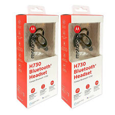 Motorola H730 A2Dp Over-The-Ear Bluetooth V4.1 Wireless Headset New Version