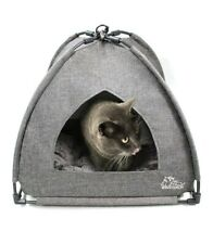 Winsterch Cat Bed Cave for Indoor CatsPet Tent Cave for Cats Small Dogs Kitte.