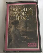 The World's Favorite Music Tape 1 (Reader's Digest 1986)
