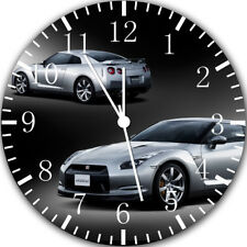 "Nissan GTR Wall Clock 10"" Nice For Gift and Home Office Wall Decor Z164"