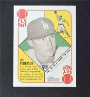 2015 Topps Heritage '51 Collection Mini Blue Back #27 Joc Pederson - NM-MT