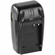 Watson Compact AC/DC Charger for BP-DC7, DMW-BCF10, or DMW-BCG10 Battery