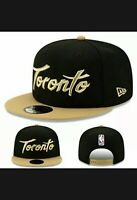 New Era NBA Toronto Raptors 9Fifty Alternate City Edition Snapback 950 Hat NEW