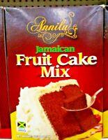 Jamaican Fruit Cake Mix & Jamaican Potato Pudding Mix