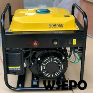 Gasoline Petrol Electric Power Generator Portable Battery Charger 5KW For House