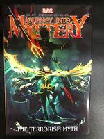 JOURNEY INTO MYSTERY Terrorism Myth (2012) Marvel Comics hardcover TPB 1st FINE-