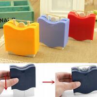 HN- Qu_ 1Pc Plastic Automatic Toothpick Holder Cartoon Hercules Design home supp