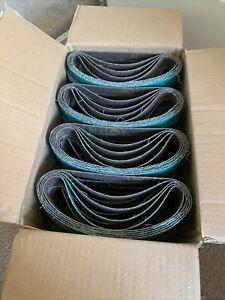3M 577F Abrasive Sanding Belts P36 20 X 457mm Box 100