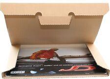 100 St. Premium LP Versandkartons für 1-3 Vinyl LP/Maxi 12 Zoll extra stark