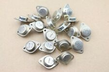 Lot Of 19 Mixed Brand 2n5038 Silicon Npn Power Transistor