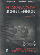 DVD - El Asesino De John Lennon NEW Chapter 27 Jared Leto FAST SHIPPING !