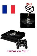 skin cover juventus controller manette ps4 sony playstation stickers