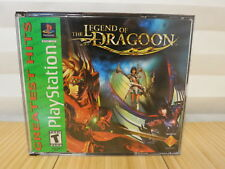 The Legend Of Dragoon PS1 Sony Playstation Game Complete