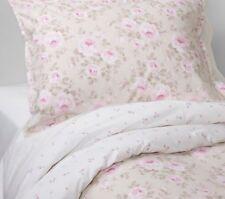 Simply Shabby Chic Dutchess Rose Blossoms Duvet Cover + Sham ~ NEW Twin
