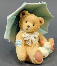 Cherished Teddies ~ April Bear - Showers Of Friendship (914789) *Mint*