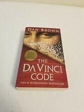 The Da Vinci Code by Dan Brown Paperback 2006 Very Good