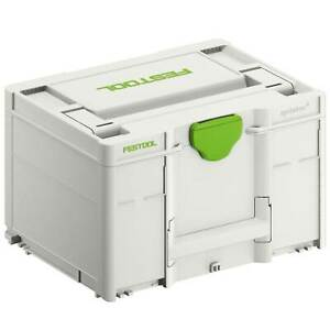 Festool Systainer SYS3 M 237 Tool Case