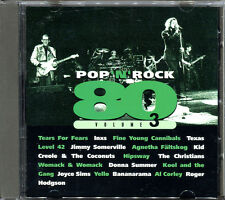 POP'N'ROCK 80 - VOLUME 3 - CD COMPILATION 80's  [828]