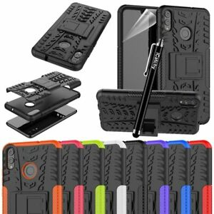 For Huawei Honor 8A Case / Honor 8X Case HeavyDuty Tough Rugged Shockproof Cover