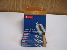 NEW DENSO SPARK PLUGS # QJ16HR-U  PACK OF 4 and 2 Individuals