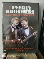 The Everly Brothers - Live At The Royal Albert Hall DVD NUOVO SIGILLATO