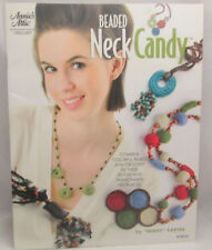 Annie's Attic, Beaded Neck Candy - 10 Jewelry Crochet Pattern