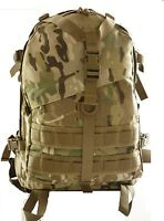 TAS MULTICAM 40LT RECON BACKPACK 900D DOUBLE PU + FREE!! 2LT WIDE MOUTH BLADDER