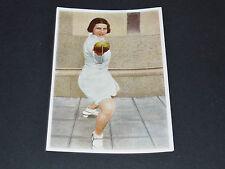 LOS ANGELES 1932 J.O. OLYMPIC GAMES OLYMPIA ESCRIME ELLEN PREIS ÖSTERREICH