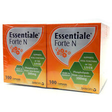 Essentiale Forte N 100S X 2 Liver Detox & Support
