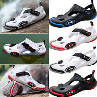 Men's And Womens Hiking Sandals Closed Toe Fisherman Beach Water Shoes Big Size