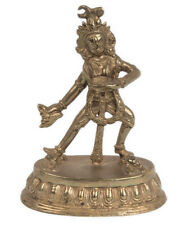 Nepal 20. JH. scultura-a nepalese Bronzo figure of Vajrayogini népalais dakini
