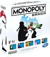 Monopoly Super Mario Gamer Collector's Edition Board Game
