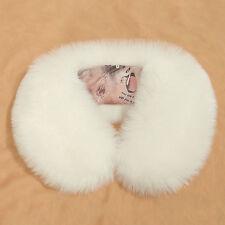 NEW Women's Faux Fox Fur Scarf Shawl Wrap Collar Cape Scarves Stole Winter Scarf